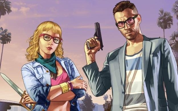 Grand Theft Auto V /materiały prasowe