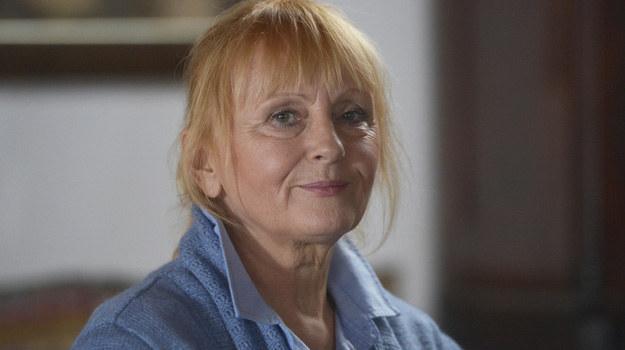 – Grane przeze mnie bohaterki są zadziorne i temperamentne, ale przy tym mają ogromne serce – mówi Dorota Pomykała. /Niemiec /AKPA