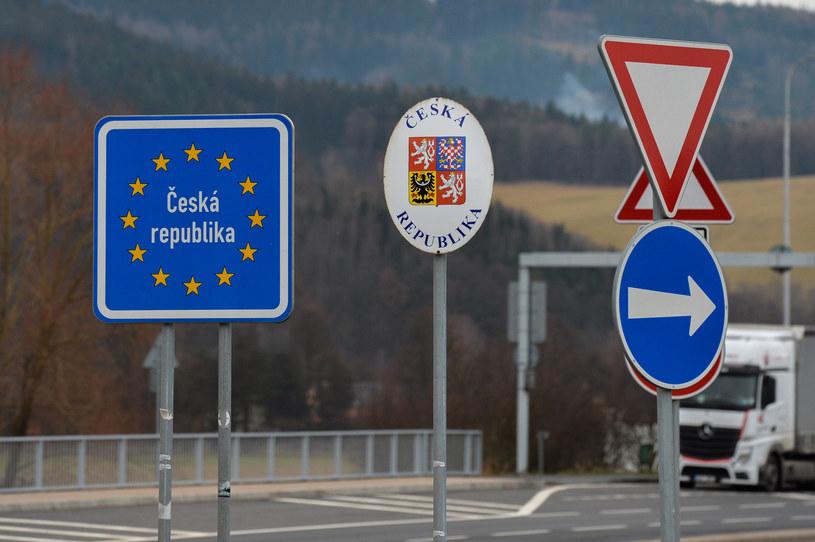 Granica czesko-polska; zdj. ilustracyjne /Fot. Gerard /Reporter