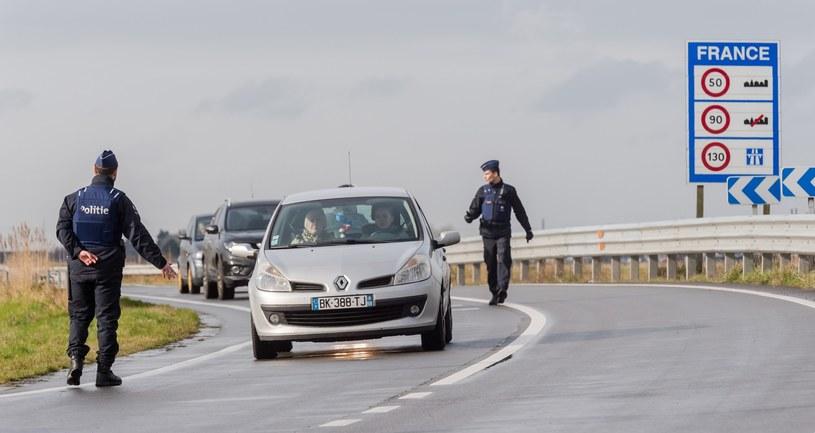 Granica francusko-belgijska /AP /East News
