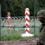 Granica polsko-białoruska. Mariusz Kamiński o budowie trwałej bariery