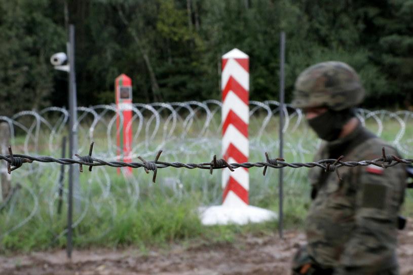 Granica polsko-białoruska; zdj. ilustracyjne /Jakub Kaminski/ /East News
