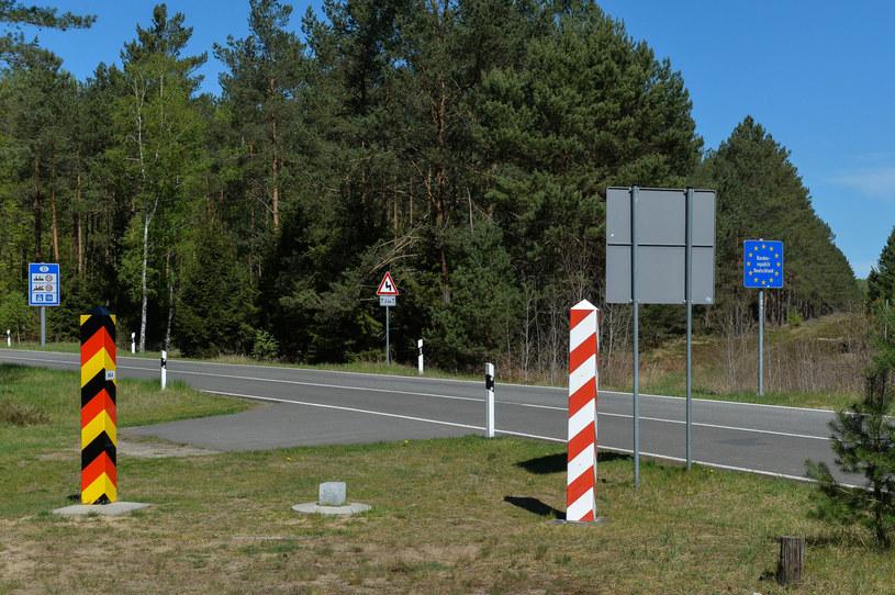Granica polsko-niemiecka /GERARD/REPORTER /Reporter