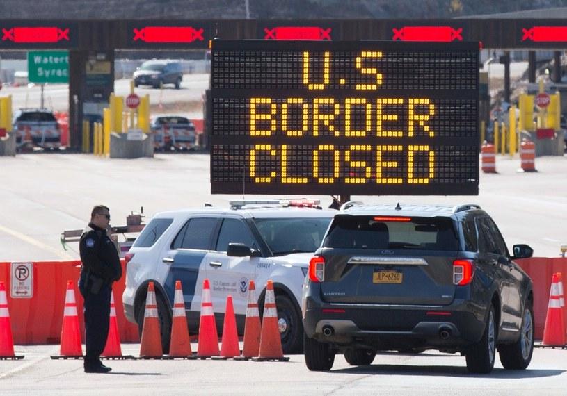 Granica pozostanie zamknięta do 21 października /AFP