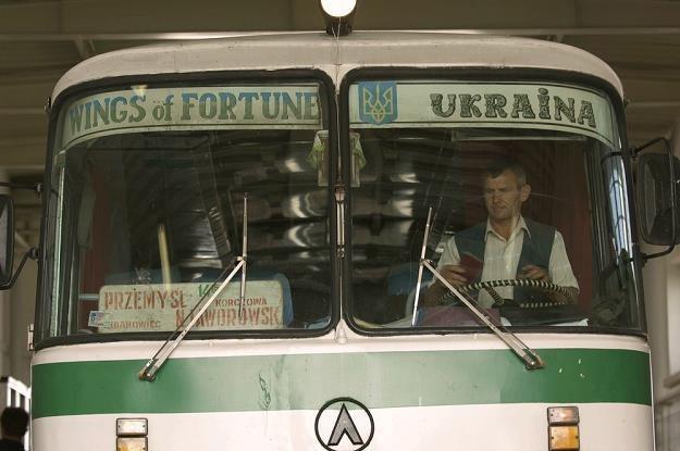 Granica z Ukrainą w Korczowej. Fot. Jacenty Dedek /Reporter