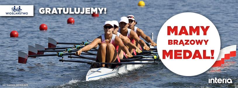 Gratulacje dla naszej czwórki podwójnej kobiet! /INTERIA.PL