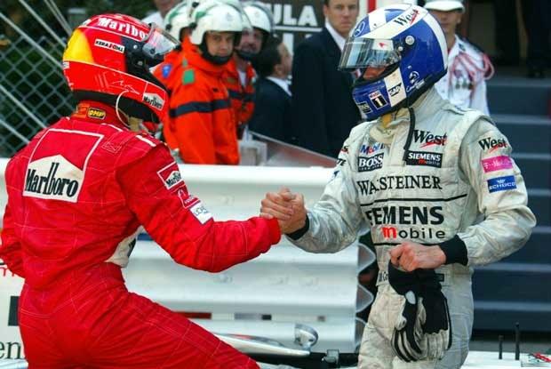 Gratulacje od Michaela Schumachera