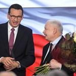 """Gratulacje z Brukseli. Juncker """"nie może doczekać się dalszej współpracy"""" z Morawieckim"""