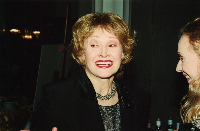 Grażyna Barszczewska zawsze słyszała, że jest podobna do Meryl Streep / Euzebiusz Niemiec /AKPA
