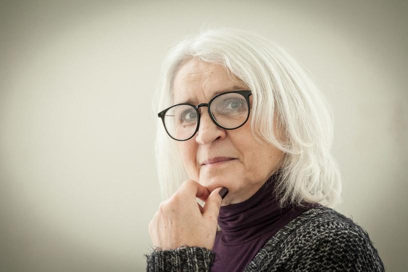 Grażyna Biskupska - była naczelnik wydziału ds. walki z terrorem kryminalnym KSP /fot. Krzysztof Zuczkowski /Agencja FORUM