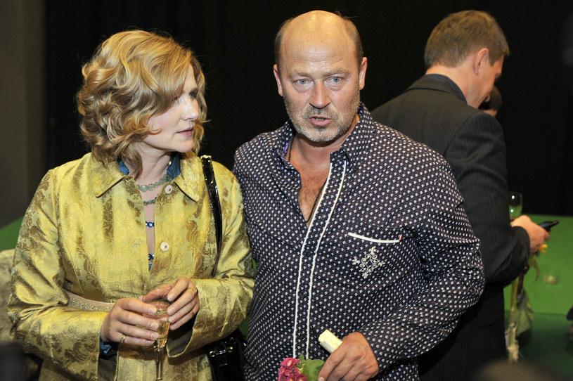 Grażyna Błęcka-Kolska i Jan Jakub Kolski /Kurnikowski /AKPA
