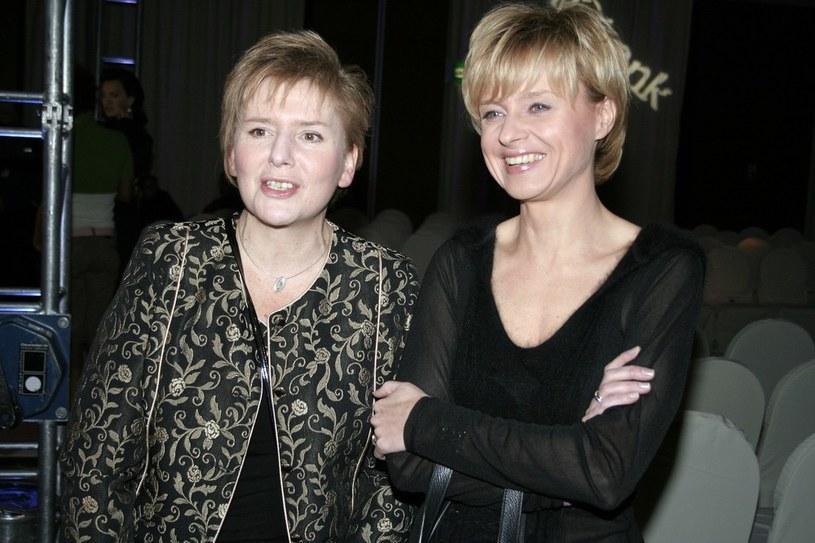 Grażyna Bukowska i Jolanta Pieńkowska /- /East News