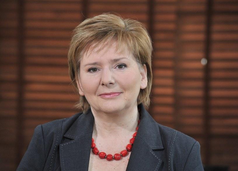 Grażyna Bukowska w 2010 roku /Piotr Blawicki /East News