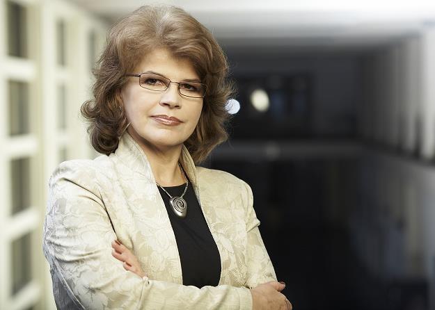 Grażyna Henclewska, wiceminister gospodarki /