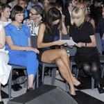 Grażyna Kulczyk z córką lansują się na imprezie! Dominika przesadziła z mini?