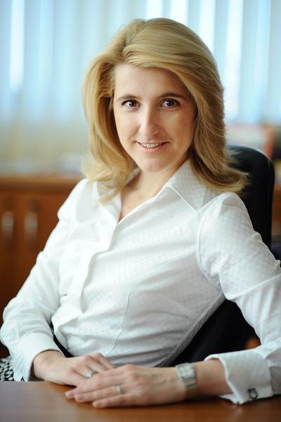 Grażyna Piotrowska-Oliwa, nowa prezes PGNIG /PAP