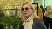 Grażyna Szapołowska pisze kolejną książkę. Zamierza też wyreżyserować operę