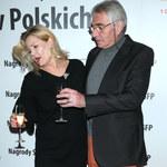 """Grażyna Szapołowska przyznaje, że partnerowi robi... """"awantury sceniczne"""". A na koniec dostaje brawa"""