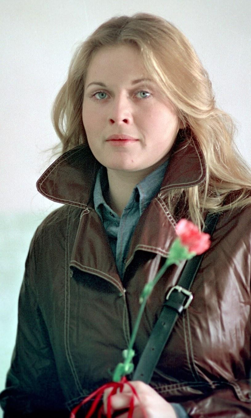 Grażyna Szapołowska w początkach aktorskiej kariery /INPLUS /East News