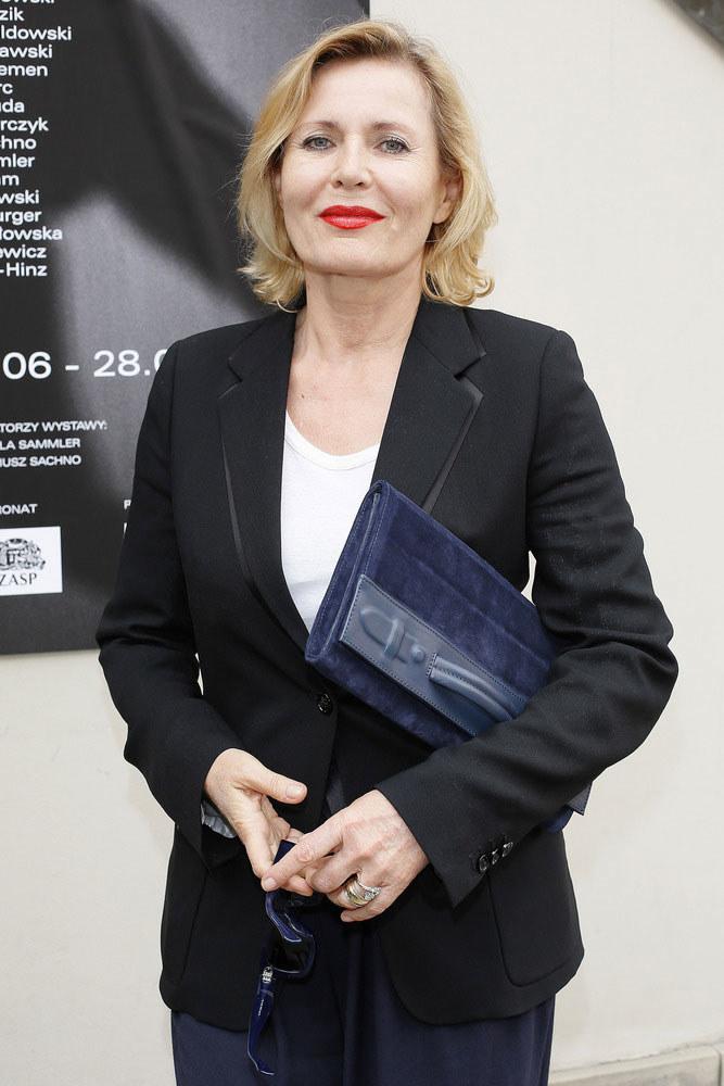 Grażyna Szapołowska /Kurnikowski /AKPA