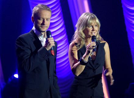Grażyna Torbicka i Artur Żmijewski, fot. Andrzej Szilagyi /MWMedia