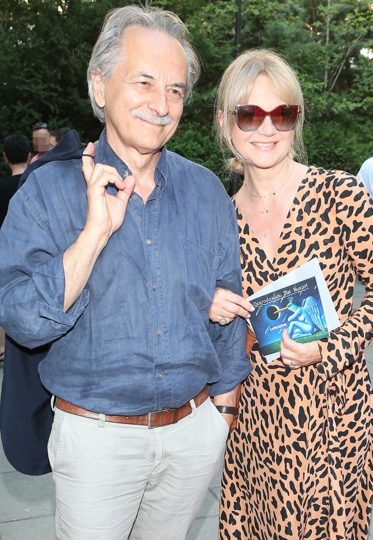 Grażyna Torbicka i jej mąż Adam Torbicki /VIPHOTO /East News