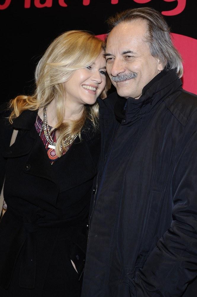 Grażyna Torbicka z mężem Adamem Torbickim /East News