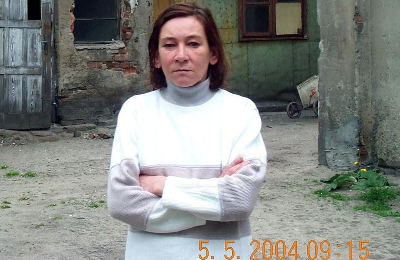 Grażyna Wiśniewska, 2004 rok /Marek Kowal /East News