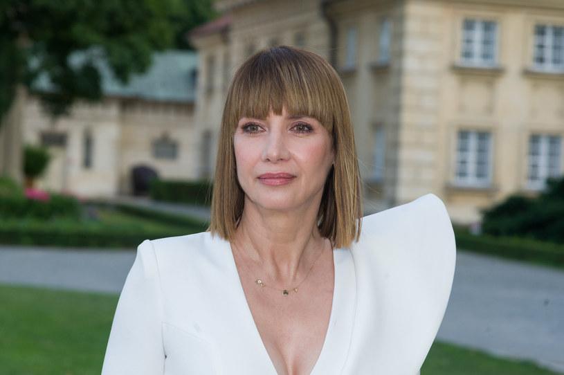 Grażyna Wolszczak nie podejrzewała za młodu, że zostanie aktorką /Artur Zawadzki /Reporter
