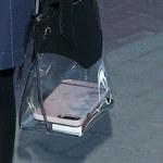 Grażyna Wolszczak pokazała się z przezroczystą torebką. Co w niej nosi?