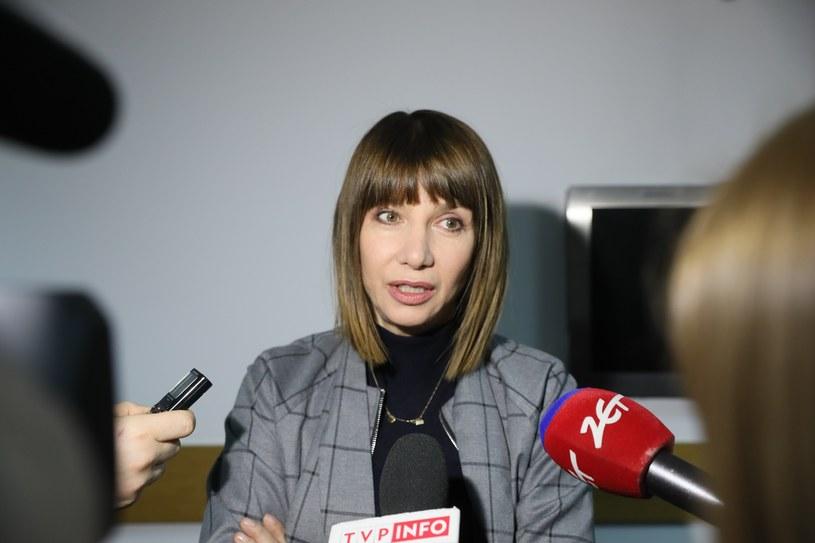 Grażyna Wolszczak wygrała - Skarb Państwa zapłaci zadośćuczynienie za smog /East News