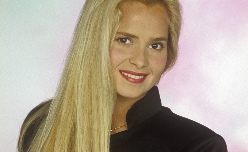 Grecia Colmenares, 1990 rok /Mondadori Portfolio /Getty Images