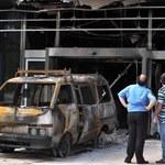 Grecja: Atak terrorystyczny na siedzibę Microsoftu