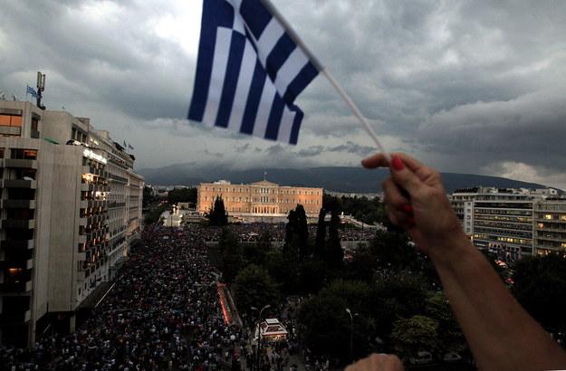 Grecja jak Zimbabwe i Sudan. Jest 1. krajem rozwiniętym z niespłaconymi długami wobec MFW