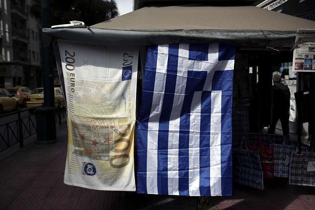 Grecja jedzie po bandzie, inwestorzy podbijają stawkę /AFP