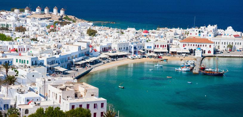 Grecja jest gotowa na przyjęcie zagranicznych turystów /123RF/PICSEL