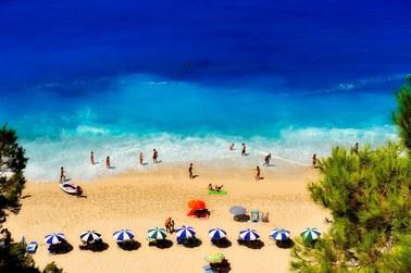 Grecja kusi turystów. Od połowy maja wprowadza ułatwienia
