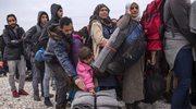 Grecja: Marsz migrantów w stronę granicy z Macedonią
