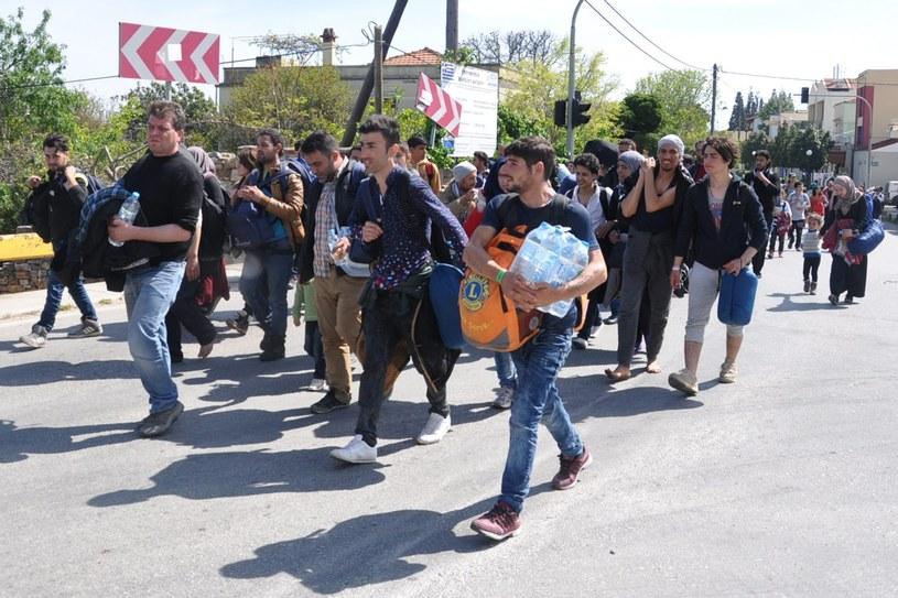 Grecja odeśle jutro do Turcji pierwszą grupę uciekinierów /PAP/EPA