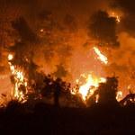 Grecja. Pożary uszkodziły ponad tysiąc domów. Mieszkańcy czekają na deszcz