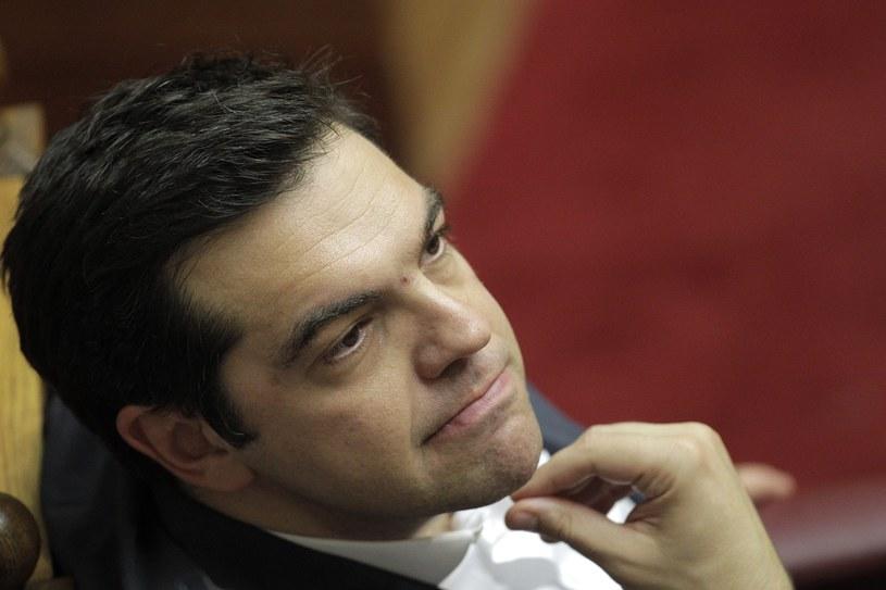 """Grecja: Premier pozbył się z rządu """"buntowników"""" /PAP/EPA"""