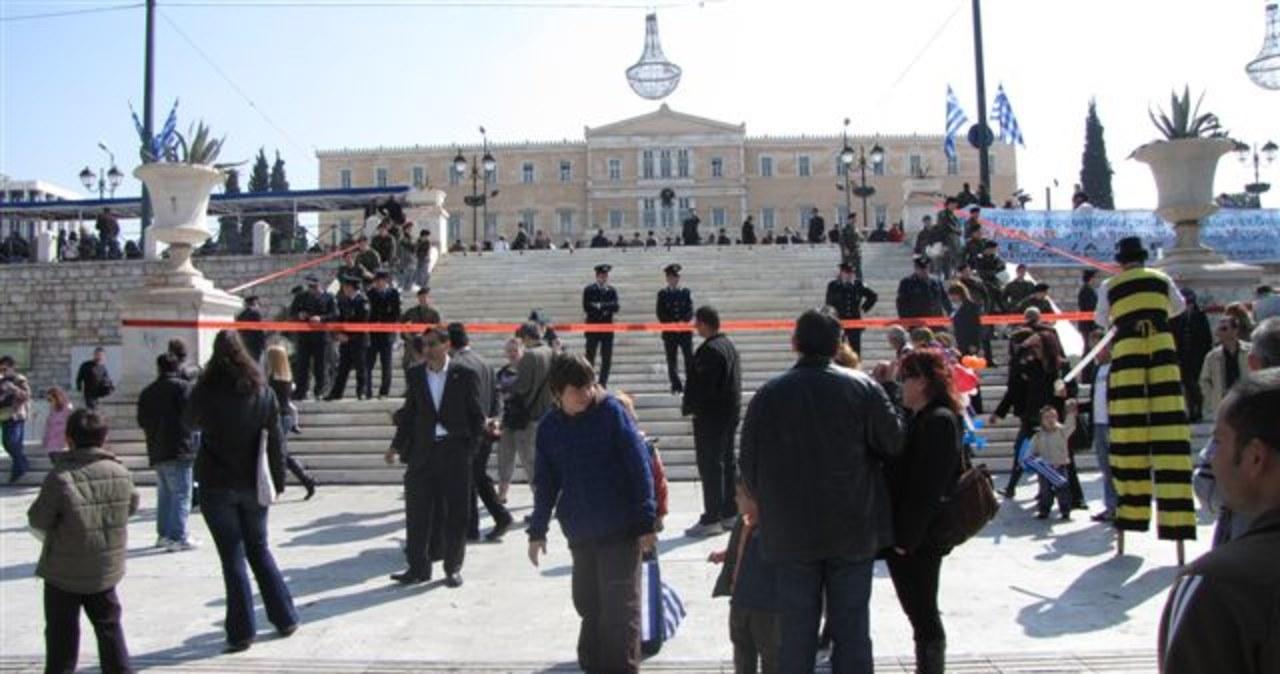 Grecja świętuje Dzień Niepodległości