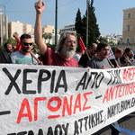 Grecja: Wielki strajk pracowników przeciwko nowemu rządowi