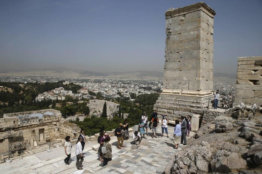 Grecja wprowadzi nakaz noszenia obowiązkowych masek na  promach /AA/ABACA /PAP/Abaca