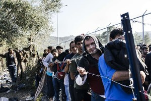Grecja: Wyczerpały się możliwości przyjmowania migrantów