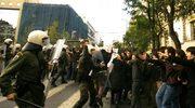 Grecja: Zamieszki na gigantyczną skalę