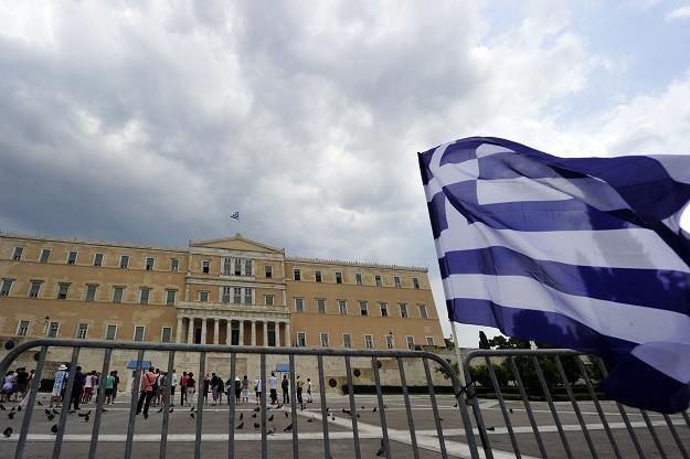 Grecja zapowiada ucieczkę do nowej waluty? /AFP