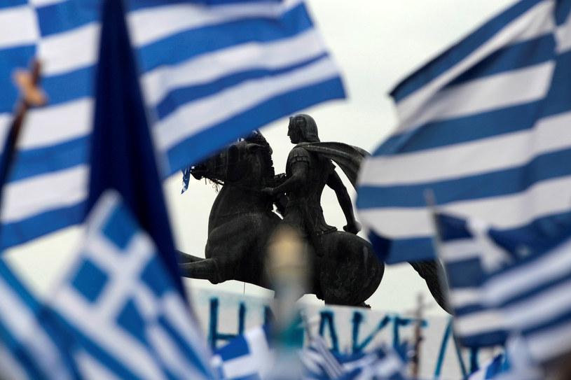 Grecja - zdjęcie ilustracyjne /Alexandros Avramidis  /Agencja FORUM