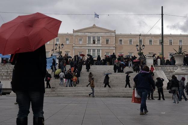 Grecja znowu na ustach wszystkich /AFP