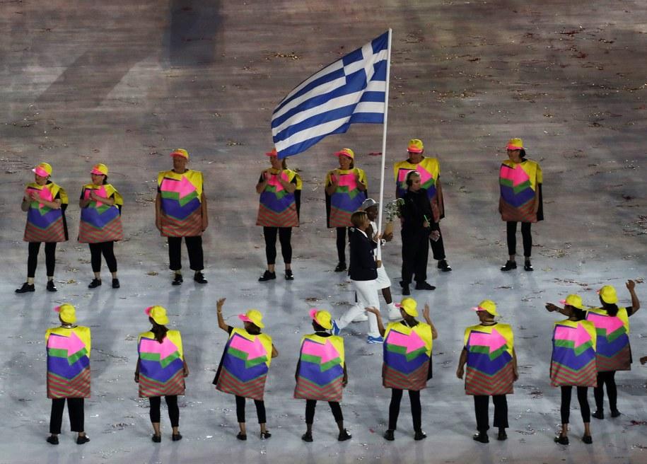 Grecja /ORESTIS PANAGIOTOU /PAP/EPA